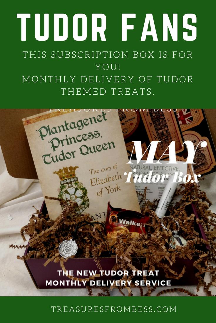 Treasures From Bess Page Spa Items English History Tudor
