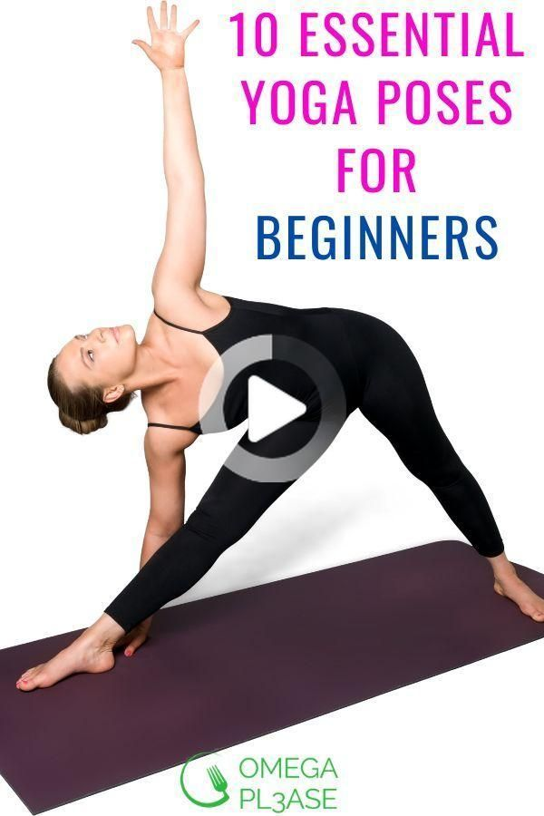 #yoga 10 Essential Yoga Poses for Beginners