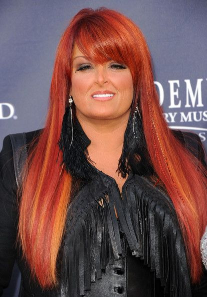 Wynonna Judd in 46th Annual Academy Of Country Music ...