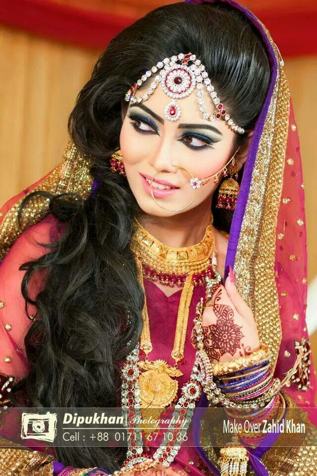 Zahid khan makeover Bridal jewelry collection, Indian