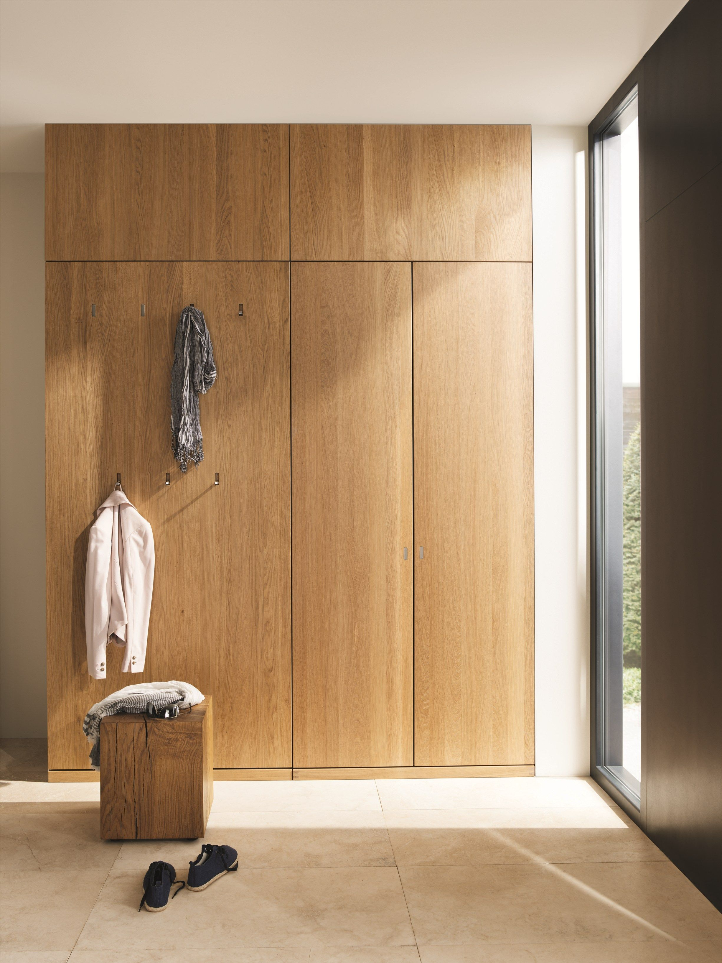 Team 7 Cubus Wooden Hallway Unit Cubus Pure Cubus Pure Collection By Team