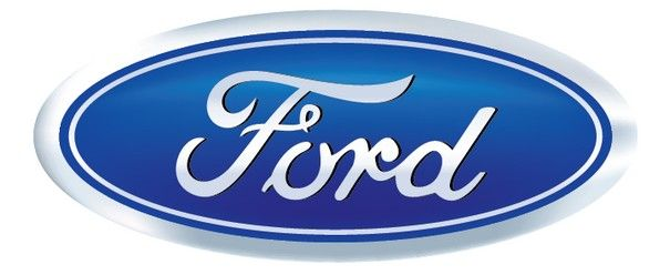 Ford Logo Download Vector