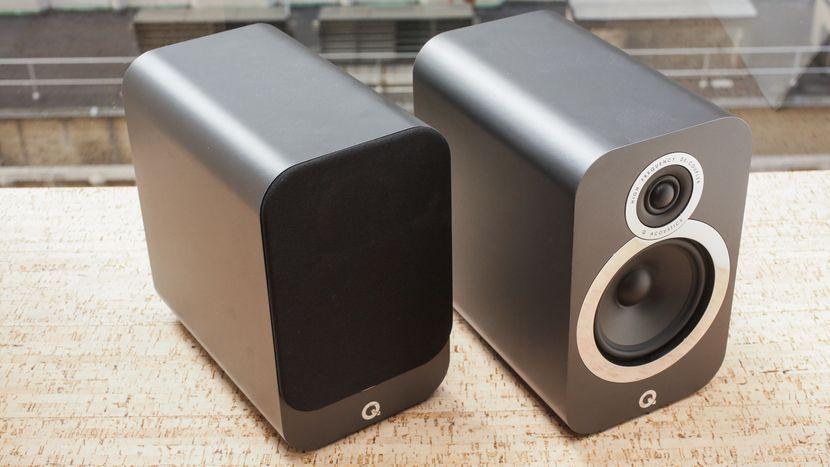 Descripción altavoces Q Acoustics 3020i