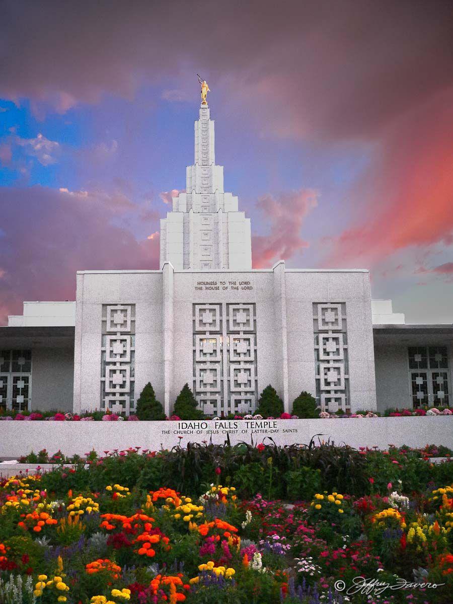Idaho Falls Temple | Home / Idaho Falls Temple