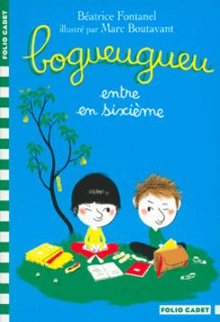 Bogueugueu - Gallimard Jeunesse - illustrations by Marc Boutavant