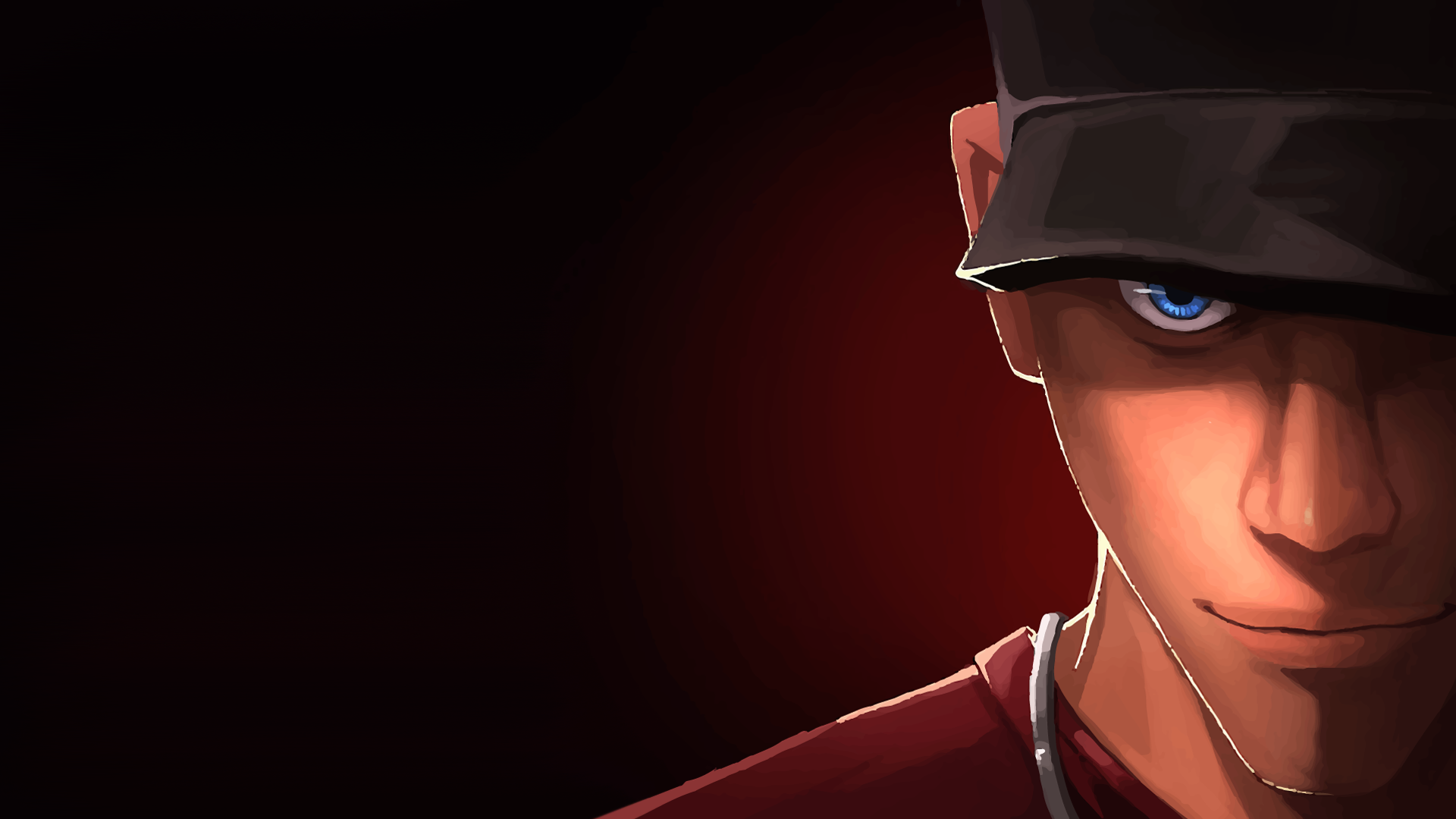 Tf2 Scout Wallpapers Wallpaper Cave Team Fortress 2 Team