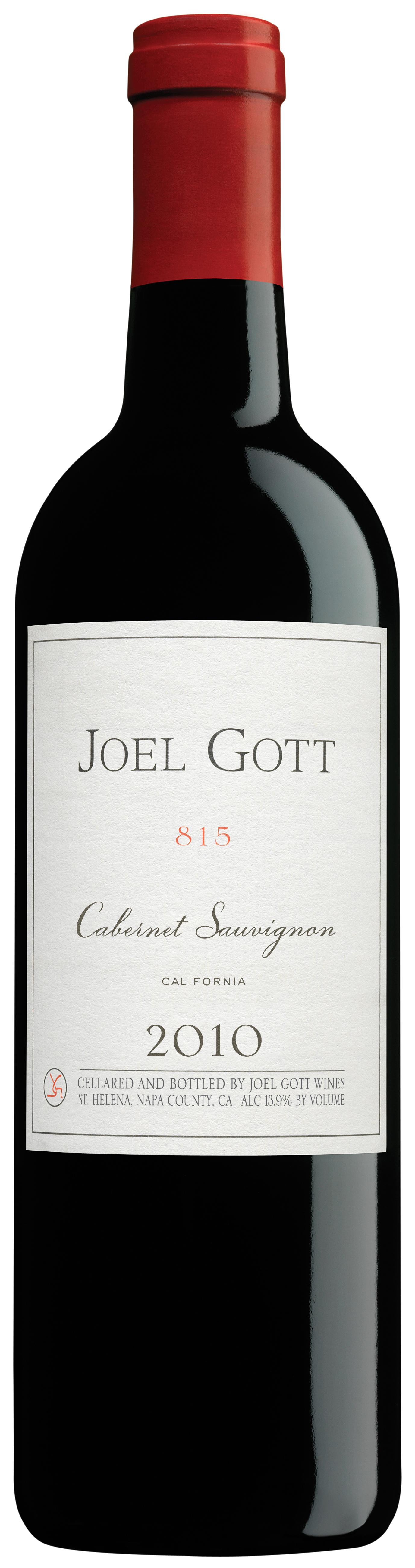 Joel-Gott-2010-815-Cabernet-Sauvignon-HI-Res-Bottle-Shot