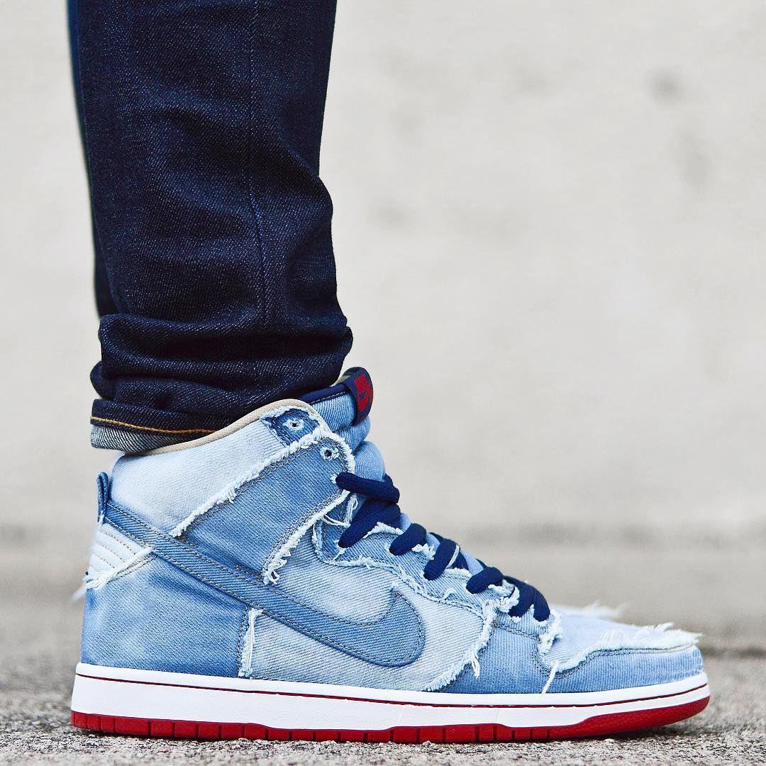 Nike SB Dunk High OG \