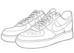 рисунок ботинки 2
