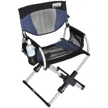 Pico Folding Camp Chair Telescopic Very Small Very