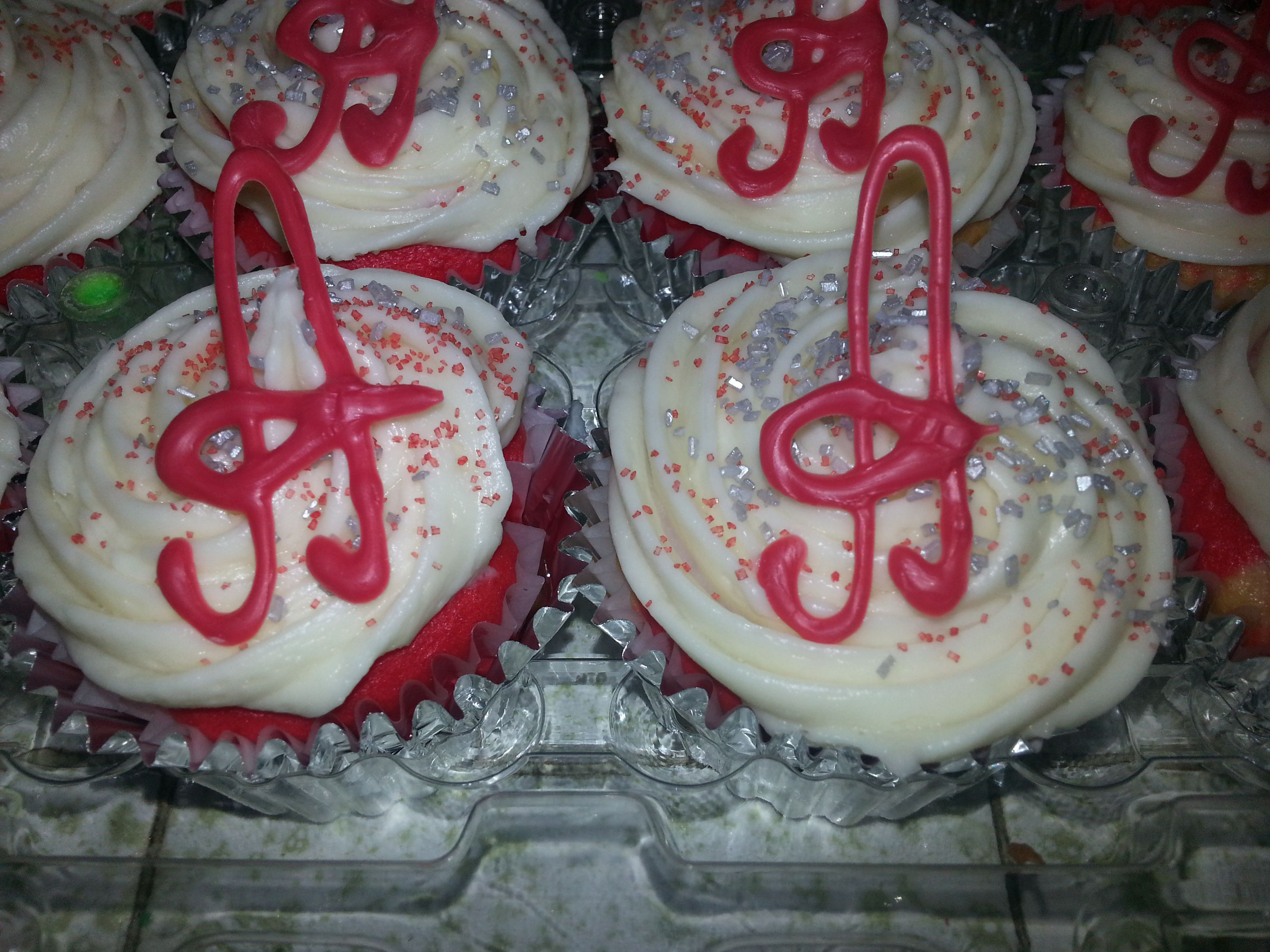 Official Alyse cupcakes