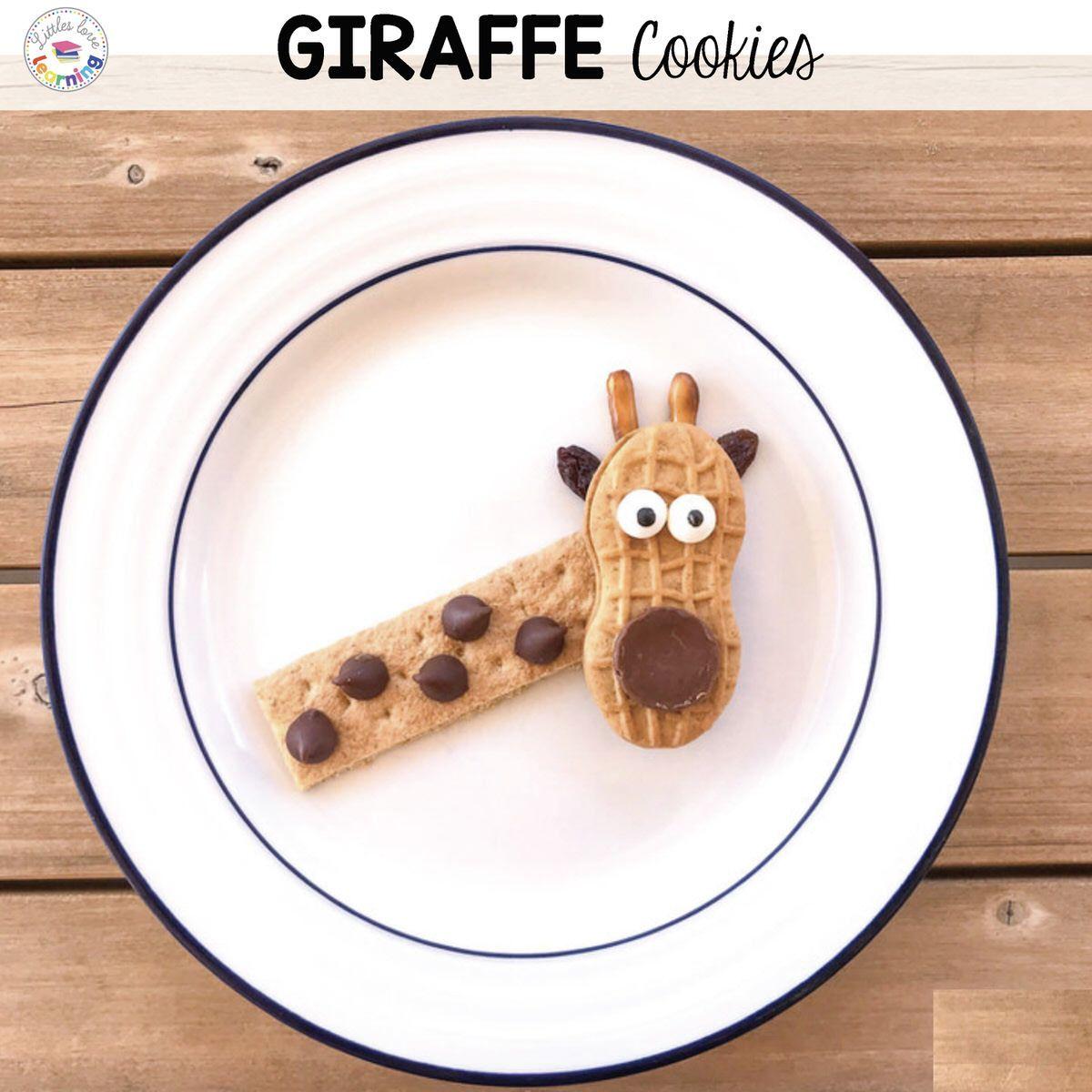 Fun And Free Giraffes Can T Dance Activities Preschool Kindergarten Giraffes Cant Dance Giraffe Cookies Preschool Food [ 1200 x 1200 Pixel ]
