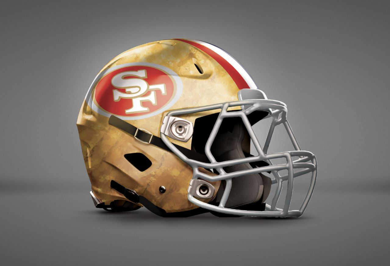 Forum rules violation nfl concept helmets concepts