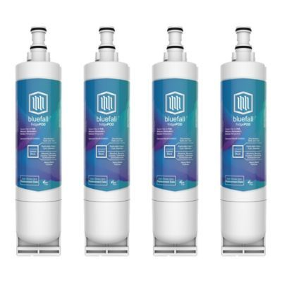 Bluefall Whirlpool Edr5Xd1 Compatible 4-Pack Replacement