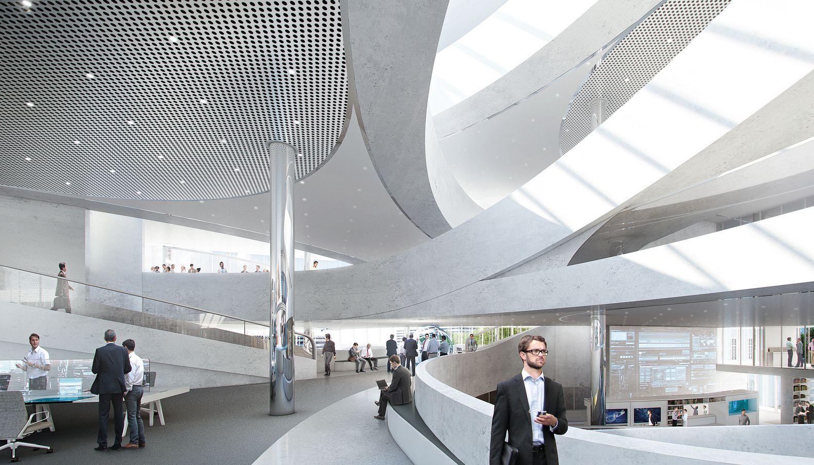 Innovation Center Merck Henn - 11