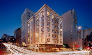 Best Western The Hotel California - San Francisco - Building