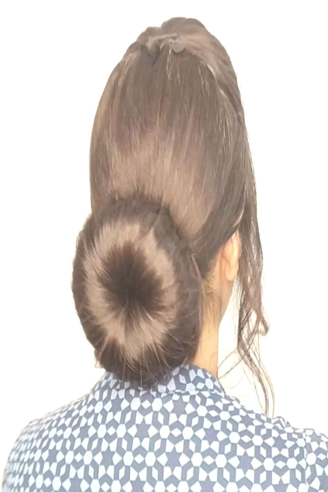 Easyhairstyles Hairstyle Tutorial Check Video Easy Juda Thin Hair Full For On Easy Juda Hairst In 2020 Easy Hairstyles Hairstyles For Thin Hair Hair Styles