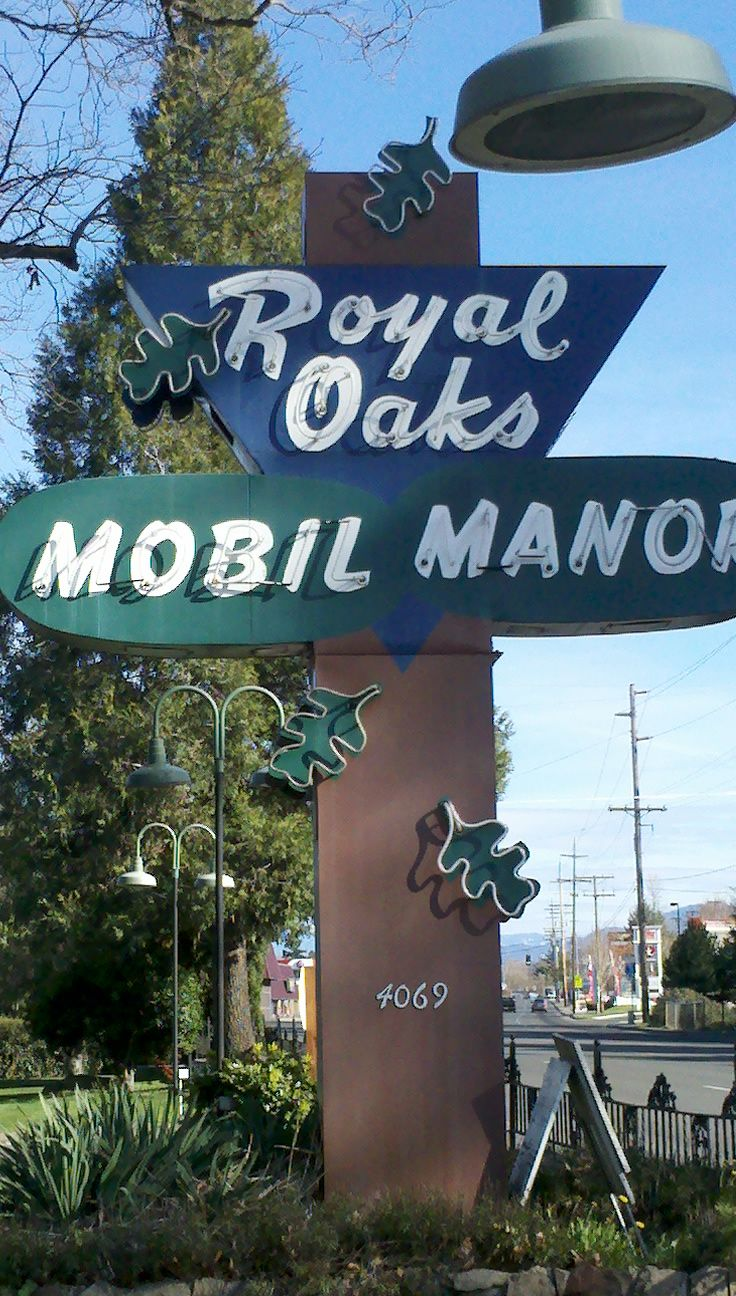 Royal oaks mobil manor at 4069 s pacific highway in phoenix oregon april 2013