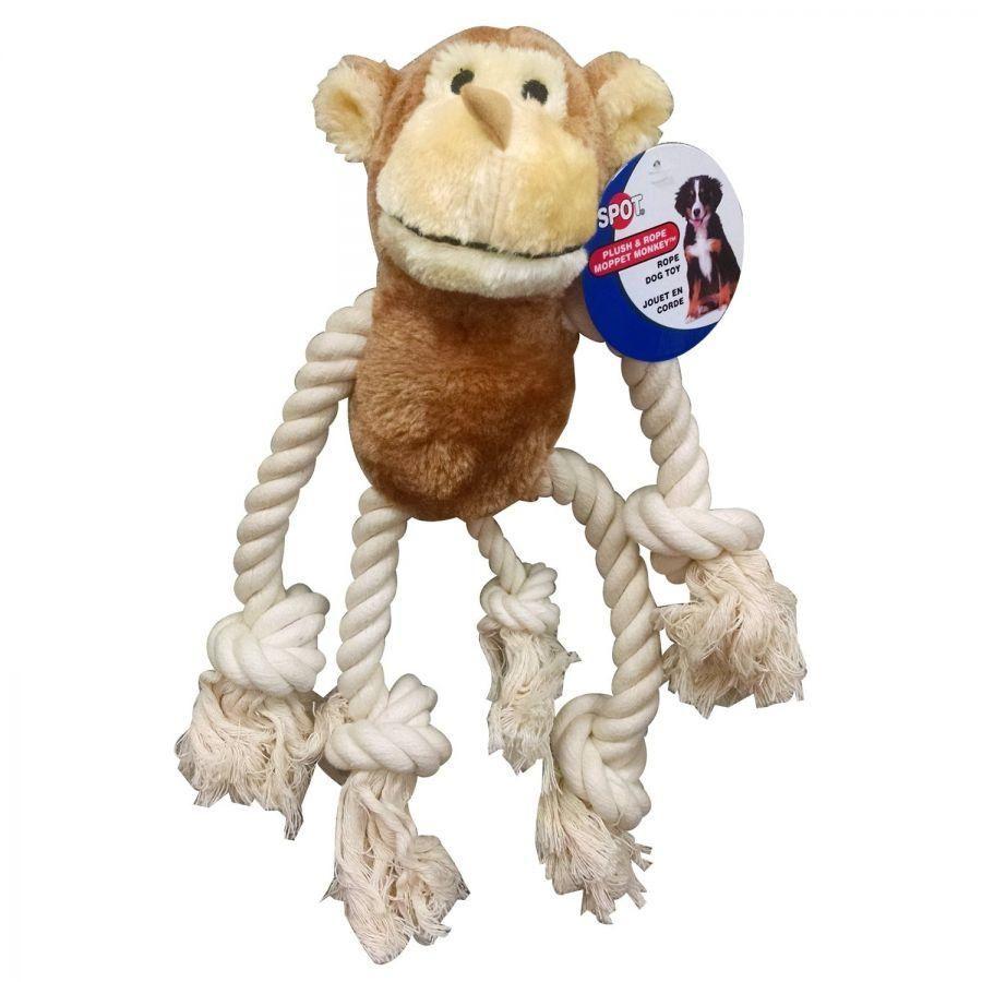 Spot Mop Pets Dog Toys Monkey Toy Monkey Pet Toys Dog Diapers