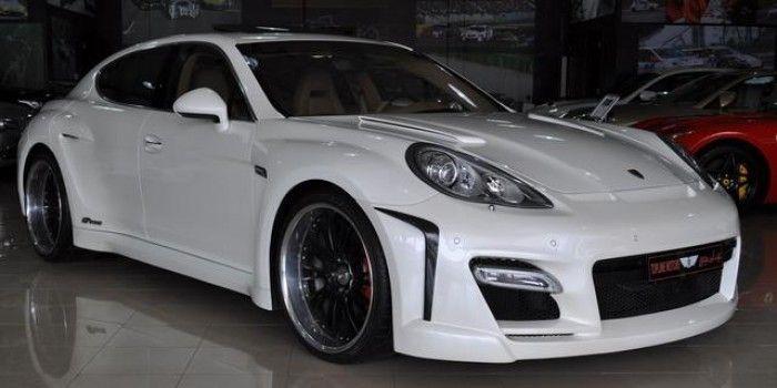 PORSCHE PANAMERA FAB DESIGN  Car for sale on AutoTraderUAE