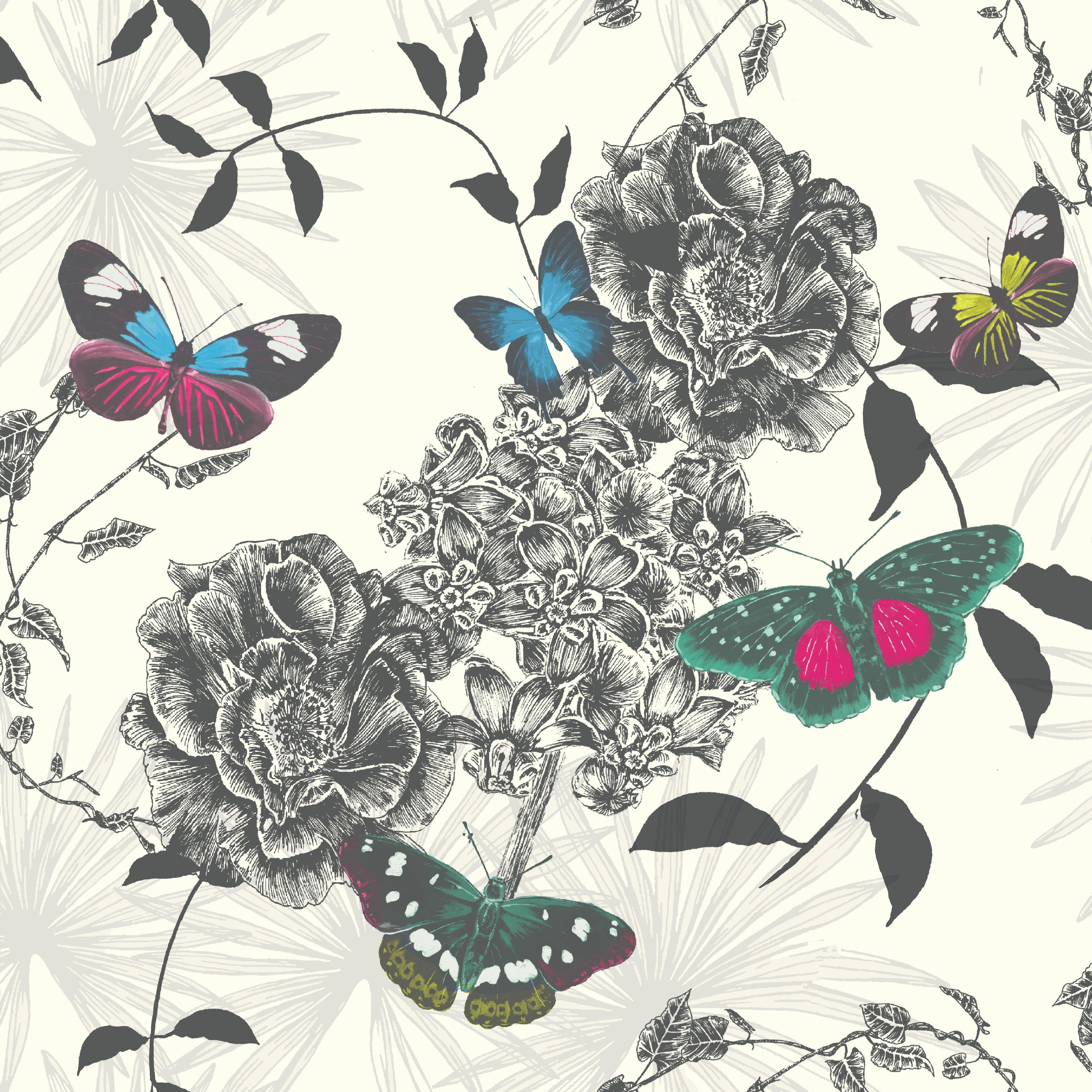 Unlimited Utopia Butterflies Wallpaper Butterfly
