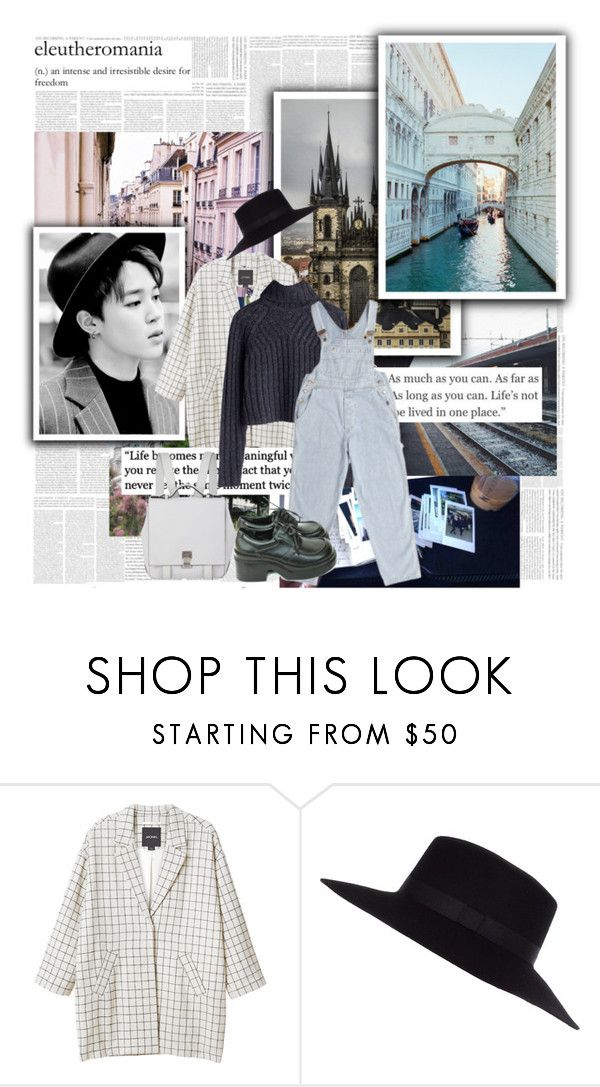 """""""Trip to Europe"""" by ani-onni ❤ liked on Polyvore featuring Post-It, Monki, River Island, Proenza Schouler and country"""