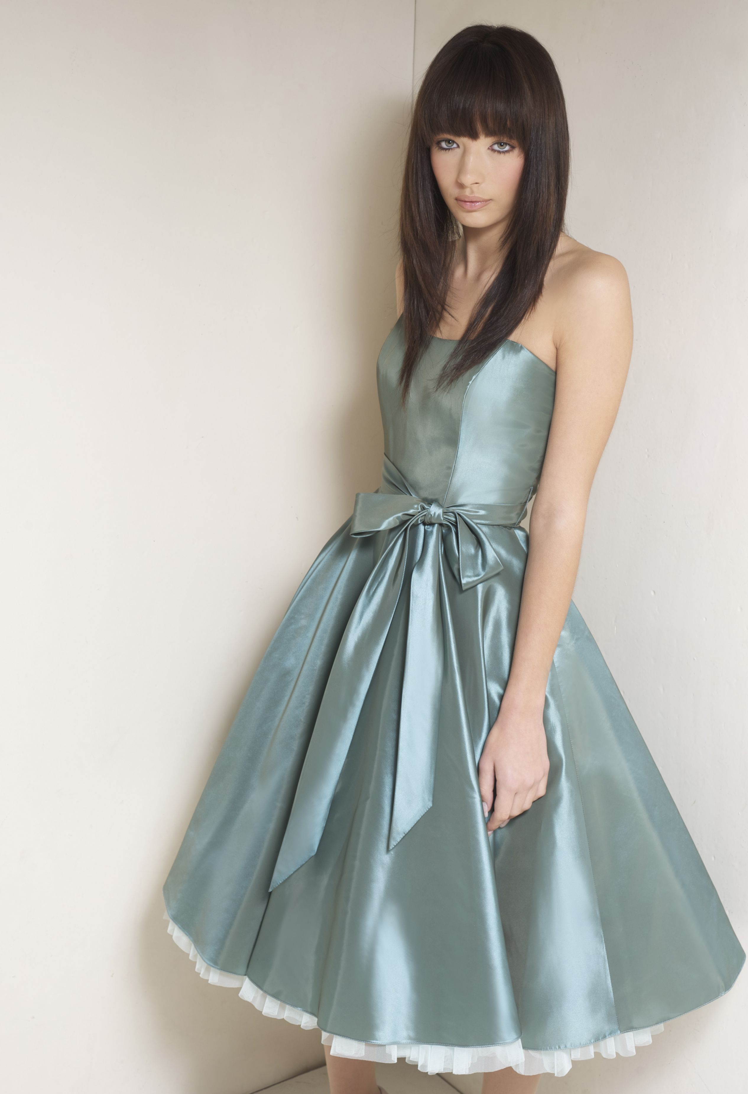 50S Style Bridesmaid Dresses
