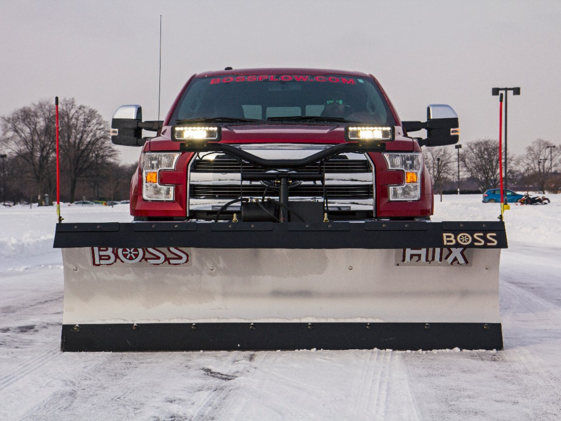 all new 2015 ford f 150 debuts snow plow prep option ford f all new 2015 ford f 150 debuts snow plow prep option