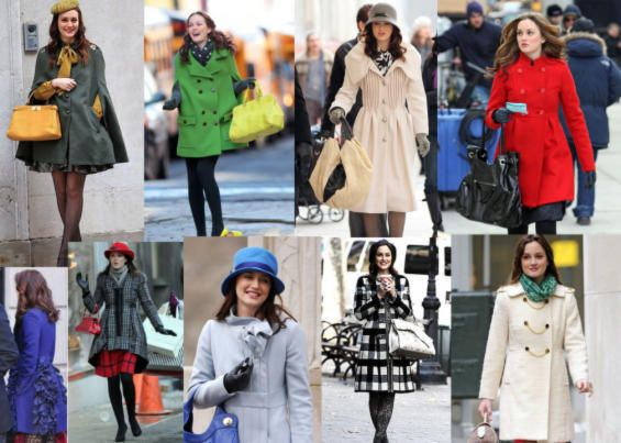 Blair's coats
