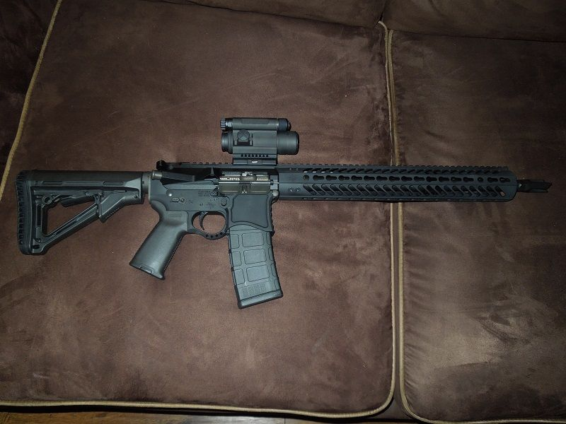 Rem 700 7mm-08 BDL heavy Barrel - Montana Gun Trader