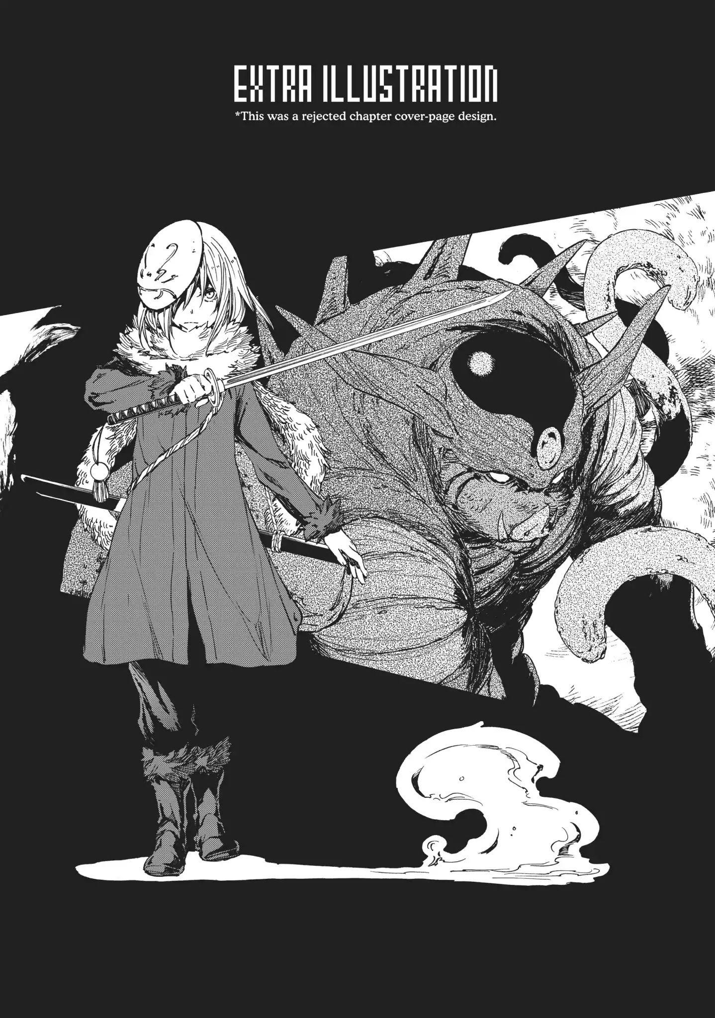 Tensei Shitara Slime Datta Ken Vol.5 Bonus Short Story
