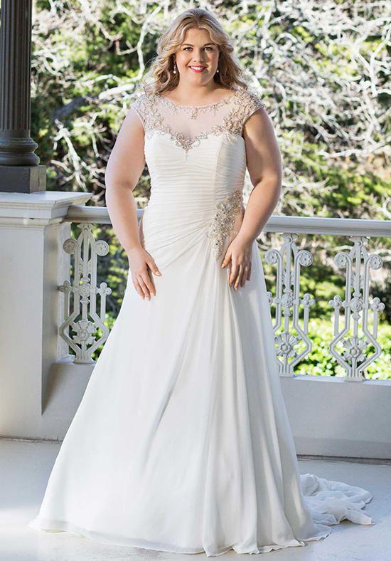 Ellery Brides Of Brisbane Ball Gown Wedding Dress A Line Bridal Gowns Plus Size Wedding