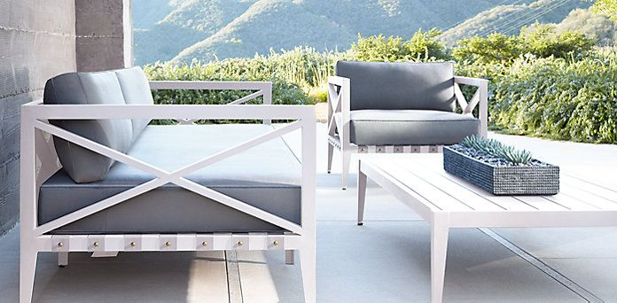 Mustique- Harbour White (Outdoor Furniture CG) | Restoration ...