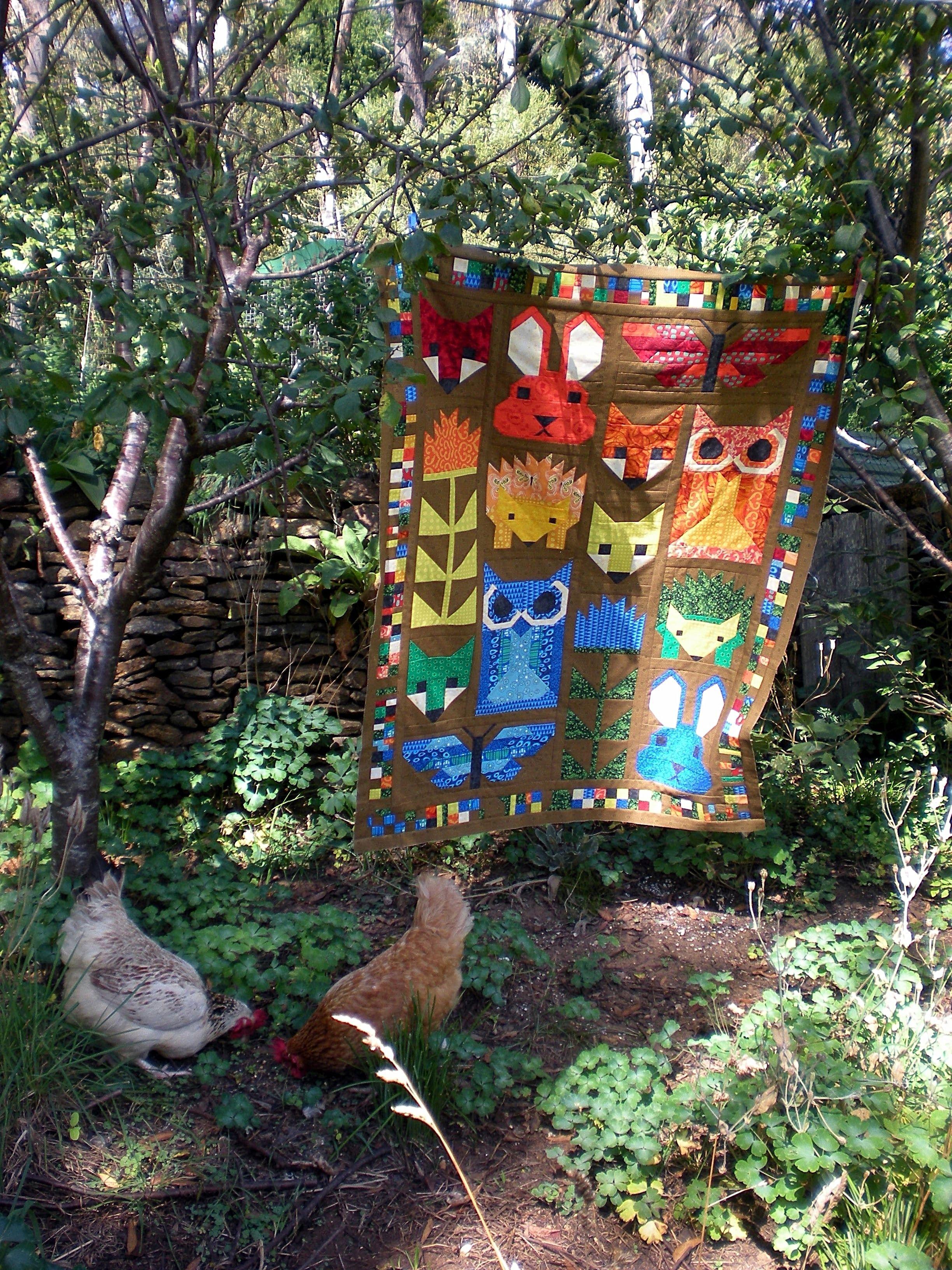 Fancy Forest By Elizabeth Hartman Woodland Friends