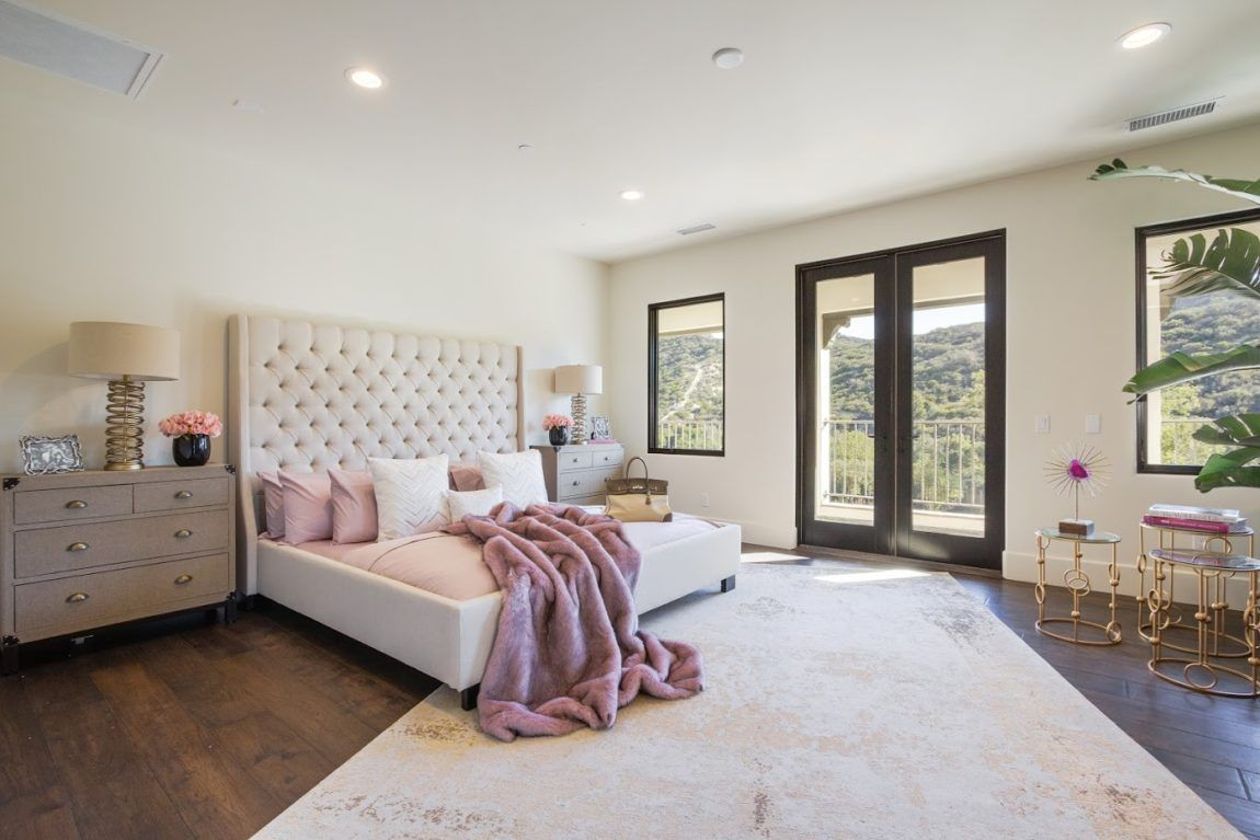 How do the bedrooms of famous people 35
