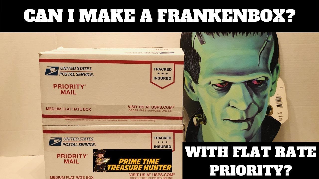 Can I Tape Two Usps Flat Rate Priority Mail Boxes Together To Ship A Fra Priority Mail Priorities Ebay Hacks