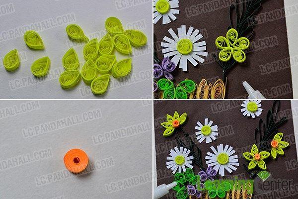 How to make flower basket with paper image collections flower how to make a beautiful quilling paper flower basket for cards step how to make a mightylinksfo
