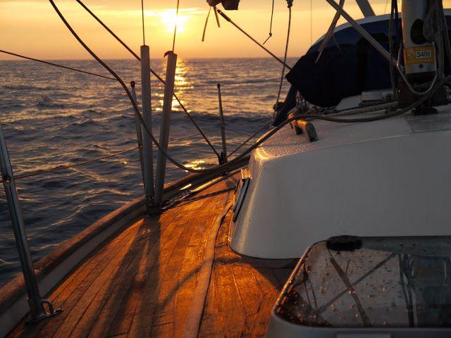 Sailing blog | S/Y Dolphin Dance | a Finnish Hallberg-Rassy 29 sailing in the Northern Europe: Bergkvara to Ystad