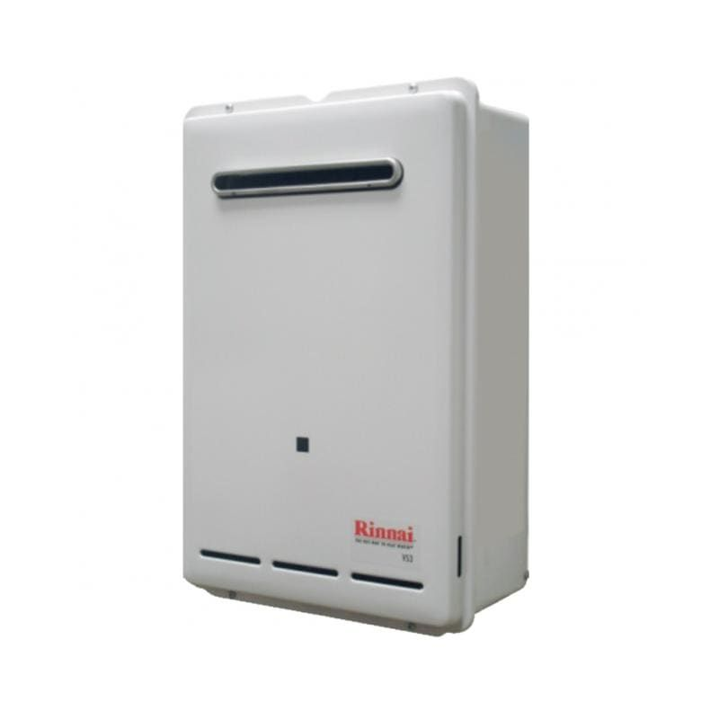 Rinnai V53ep 5 3 Gpm 120000 Btu 120 Volt Residential Liquid Propane Gas Tankles Tankless Water Hea Tankless Water Heater Gas Tankless Water Heater Water Heater