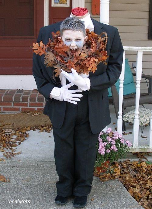 Disfraces Terrorificos Disfraces Pinterest Halloween Costumes - Disfraces-sin-cabeza