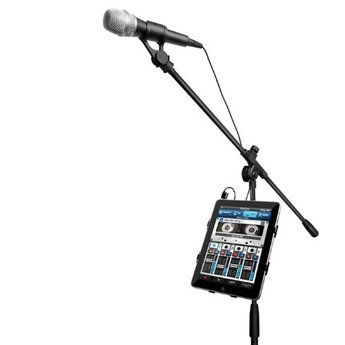 IK Multimedia iRig Mic for iPhone/iPod Touch/iPad and