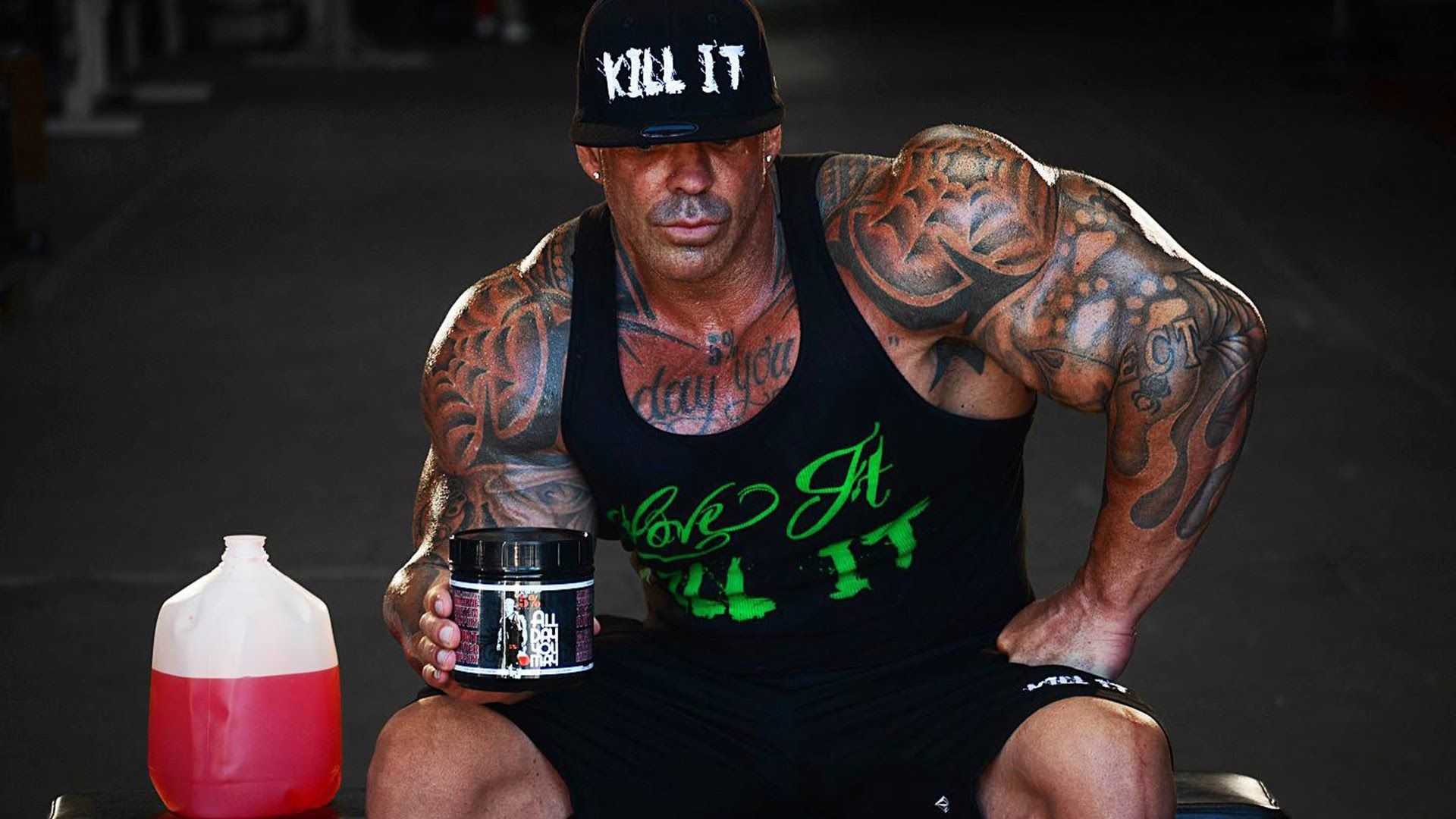 Rich Piana S Supplement Scams Workout Pictures Bodybuilding Bodybuilding Workouts