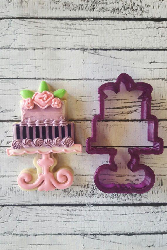 Cake 2 Cookie Cutter