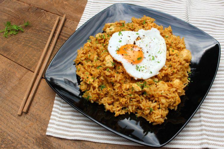 Nasi Goreng Indonesian Fried Rice Authentic Street Food Recipe Recipe Nasi Goreng Recipe Nasi Goreng Food