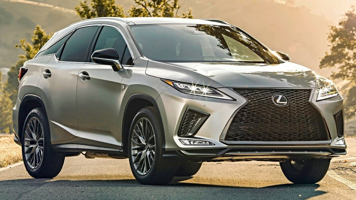 2020 Lexus Suv This adventure originally appeared in the