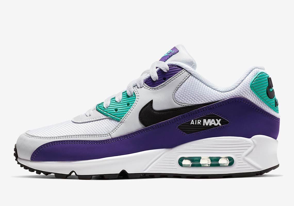96998de75dc66b Nike Air Max 90 Grape Is Releasing In February 2019