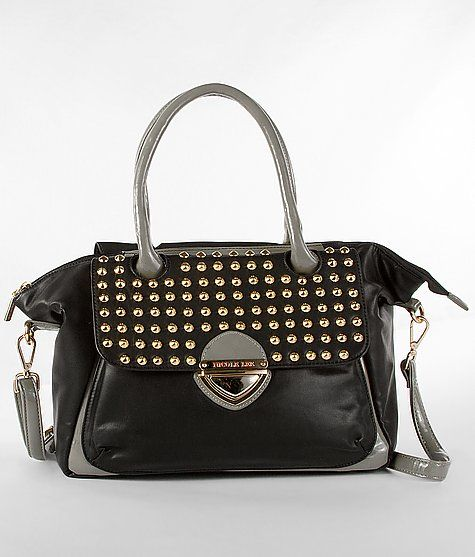 Nicole Lee Studded Flap Purse
