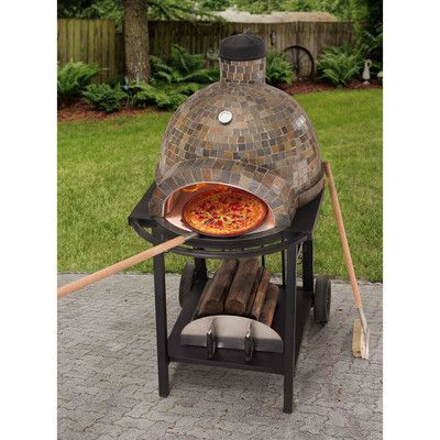 Sunjoy WoodFired Pizza Oven