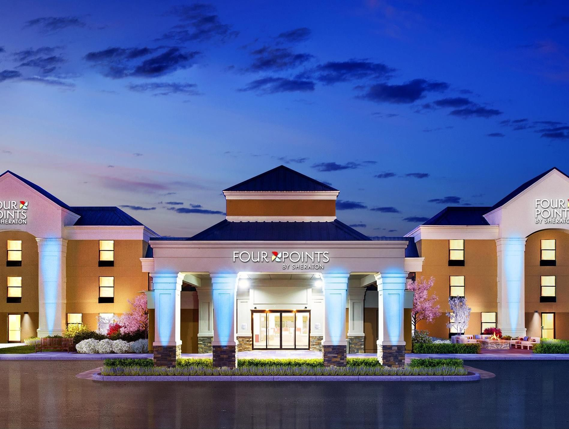 Newburgh (NY) Four Points by Sheraton Newburgh Stewart