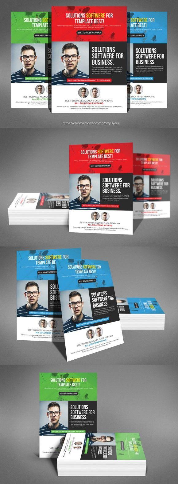 Pretty Open House Brochure Template Contemporary - Professional ...